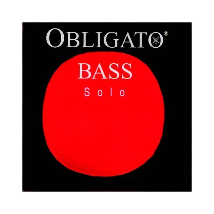 Pirastro obligato solo cordes contrebasse