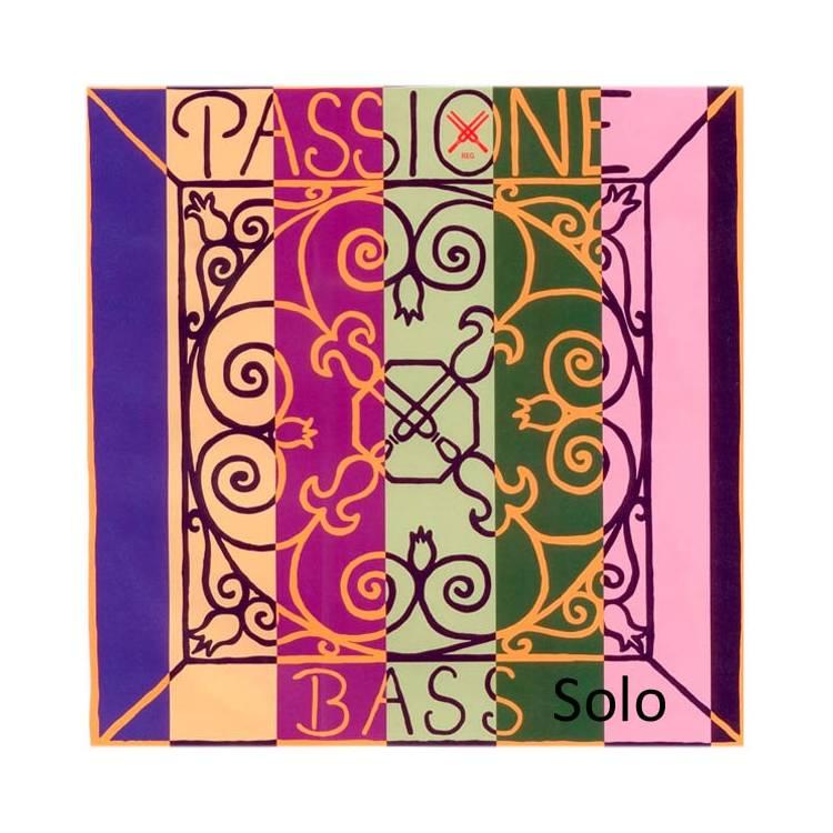 Pirastro passione solo cordes contrebasse