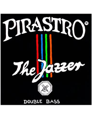 pirastro the jazzer cordes contrebasse