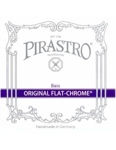 pirastro original flat chrome solo