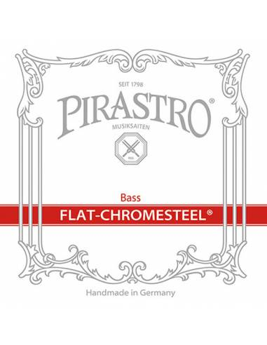 pirastro flat chromsteel orchestre contrebasse