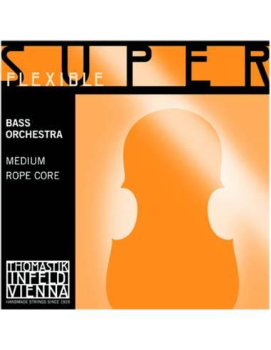 Thomastik suprerflexible orchestre cordes contrebasse