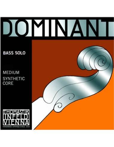 thomastik dominant solo cordes contrebasse