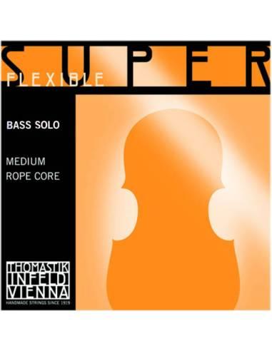 thomastik superflexible solo cordes contrebasse